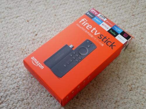 Fire TV Stick が便利すぎです〜もっと早く買えばよかった
